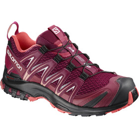 Salomon XA Pro 3D Running Shoes Women red
